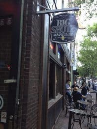 Big Shotz in Nashville.