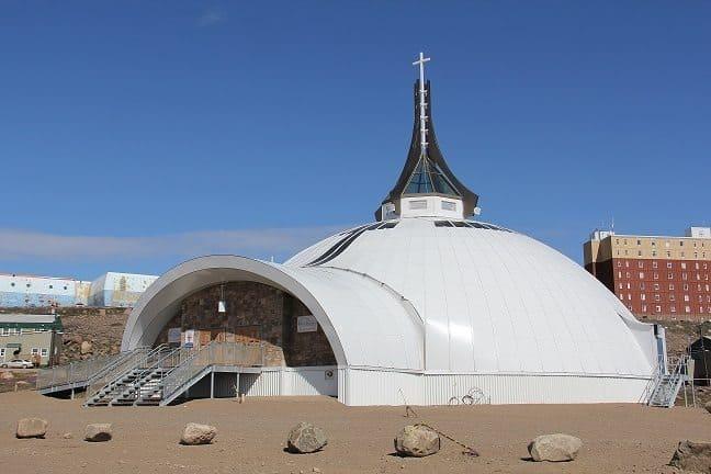 St. Jude cathedral. Scott Bradley Photo
