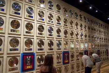 Country Music Hall of Fame records.