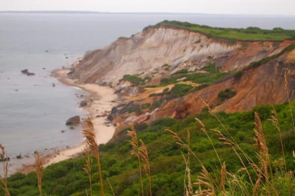 Gay Head, Aquinnah, Marthas Vineyard.