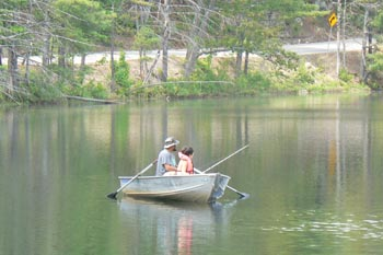 Reeling with Family: New Hampshire's White Mountains