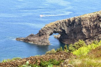 Italy: The Island of Pantelleria, Near Tunisia