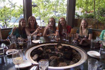 urban grub table