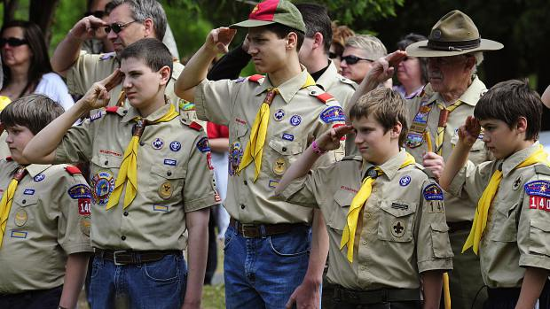 Visit the Boy Scouts of America Museum in Irving!
