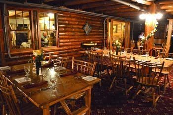 An authentic Adirondack Lodge and Resort takes a little luck to find deep in the woods but worth the search.