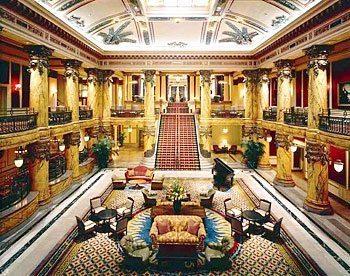Jefferson Hotel, Richmond VA.
