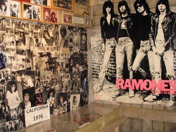 Ramones Museum in Berlin, Germany