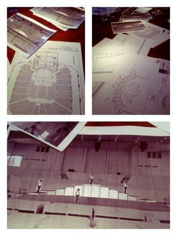 Go West! blueprints