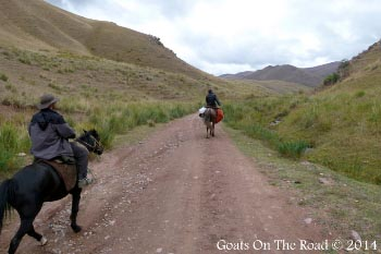 Kyrgyzstan: A Horse Trek to Song-Kul