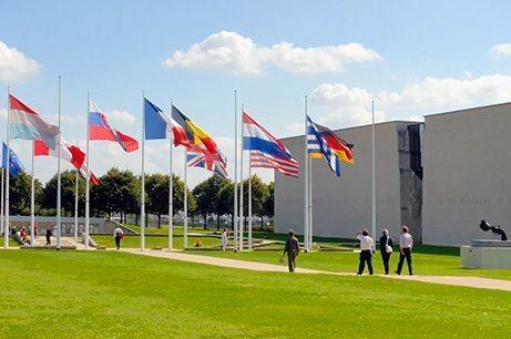 France: Caen Memorial Museum