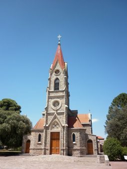 Sierra Pigue cathedral.