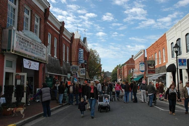 Easton, Maryland Wildfowl Festival