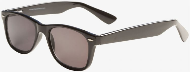 Unisex Eco RDR-SG Black 1.25 Classic glasses