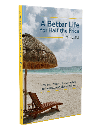 A Better Life at Half the Price cover.