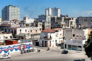 Havana, Cuba: This island is known for being LBGT friendly, according to the author.