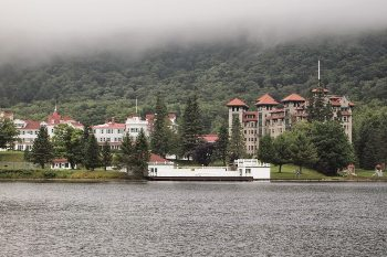 The Balsams was a grand hotel that closed in 2012, greatly hurting the economy in Coos county. It might be re-opening under a new owner, which makes the locals very happy.
