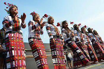 Tour the Tribes of North East India