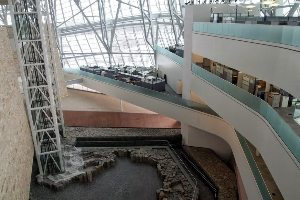 Canadian Museum of Human Rights in Winnipeg, opening Sept 2014.