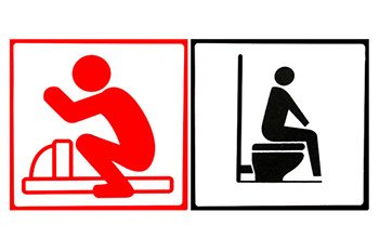Going in China: A Guide to Local Toilets