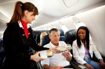 Work as a flight attendant and fly free!
