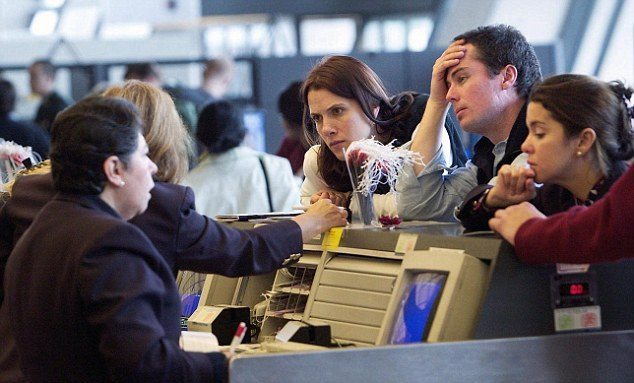 Don't spend time trying to fix an airline's mishaps.