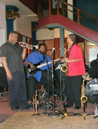 Jazz at the Priory