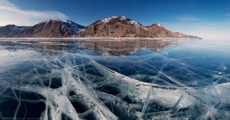 Ancient Lake Baikal