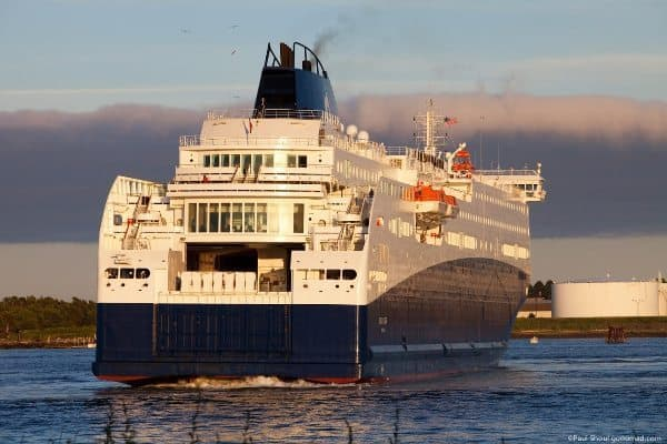 The Nova Star ferry from Portland to Nova Scotia. Paul Shoul photos.