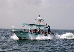 Mexico: Fishing on Isla Holbox