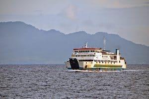 Banda Aceh ferry.