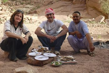 Egypt: Hiking in the Sinai