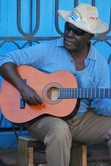 A Havana musician.