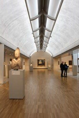 The Kimbell Art Museum. Stephanie DiCarlo photos.