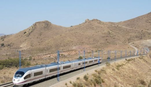 In 2015 an expansive new system of high-speed railways will be opened across Spain AVE trains