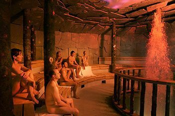 Germany: Nude Spas Not for the Faint of Heart
