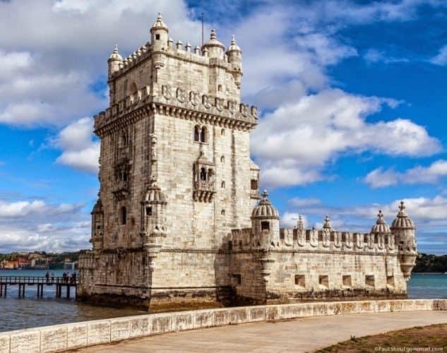 Lisbon. Portugal's riverfront. Paul Shoul photos