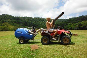 Australia: Doing Farmwork in the Country