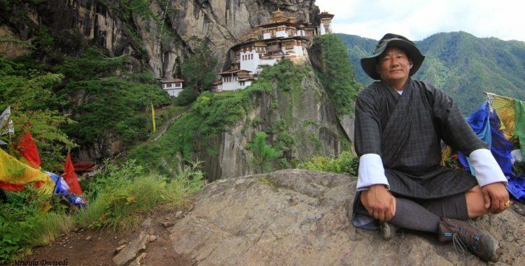 Tigers Nest, Paro Bhutan. Mridula Dwivedi photos.