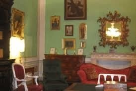 Elizabeth Browning's apartment in Florence. You can stay there!