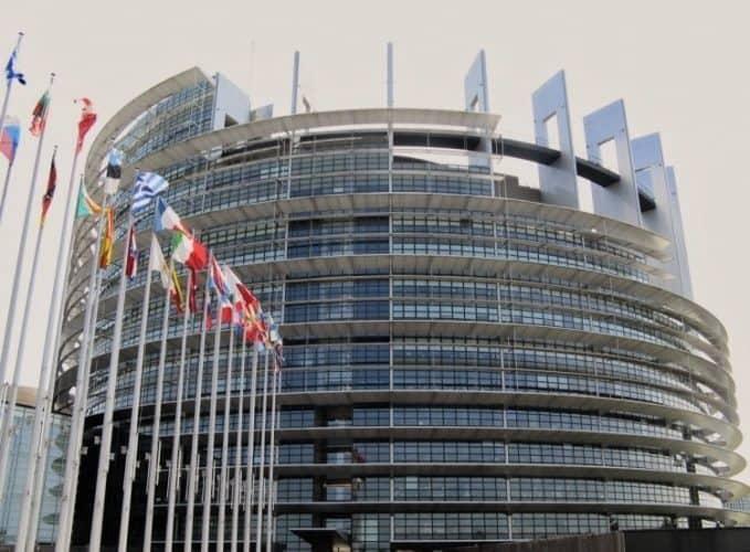 European Union headquarters.