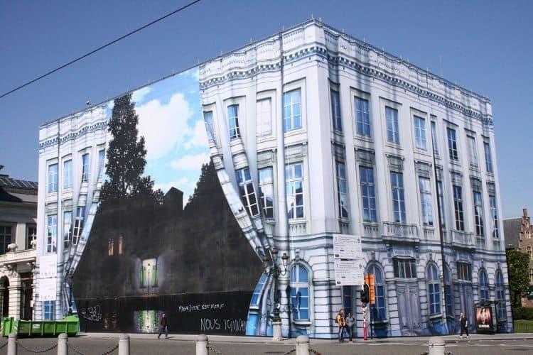 Belgium: Following the Trail of Magritte