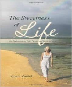 Solo road trip ideas: The Sweetness of Life by Jamie Zunick.