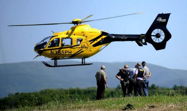 Medjet Assist offers helicopter rescue to bring travelers home in case of accidents or injury.