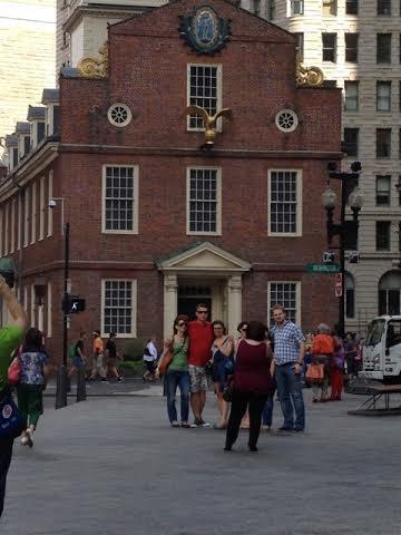 Taking A Walk Through Historic Boston