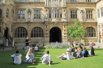 Oxford: A True English Experience