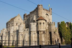 What to do in Ghent Belgium? Visit Counts Castle. Visitgent photos.
