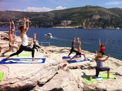 Yoga in Croatia
