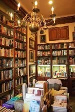 Faulkner house bookshop, New Orleans.