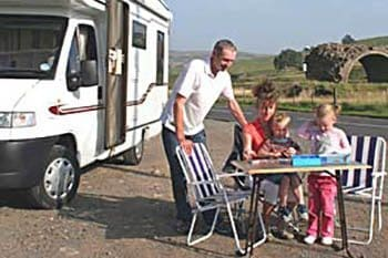 Motor Home Swap: A  Vacation on Wheels