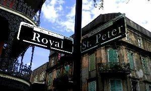 Vieux Carre, New Orleans.
